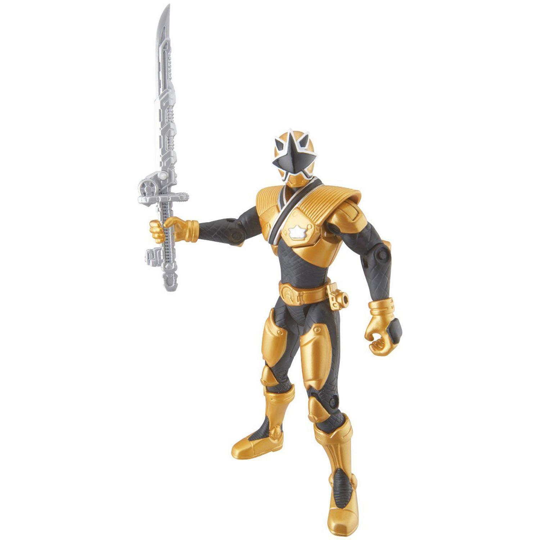 super samurai action figure 11cm 4 bandai power rangers mega master ranger 4 ebay. Black Bedroom Furniture Sets. Home Design Ideas