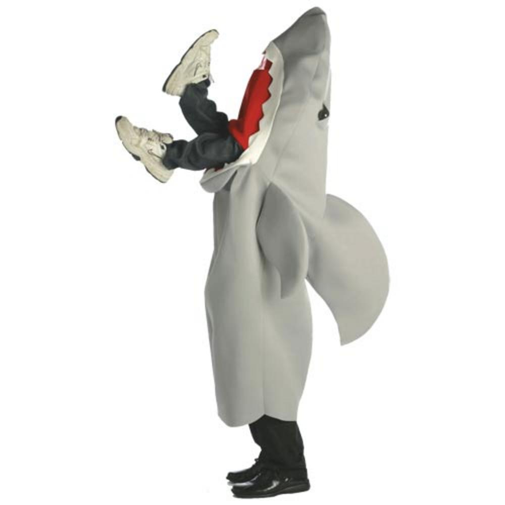 Animal Shark Costume Fancy Dress Unisex Adult Cosplay Costumes Stage Performance Costume Blue Shark Jumpsuit. by prettycos. £ Eligible for FREE UK Delivery. Shark With Open Mouth Sea Animal Fancy Dress Halloween Costume Outfit New - XXL. by Wicked Costumes. £ £