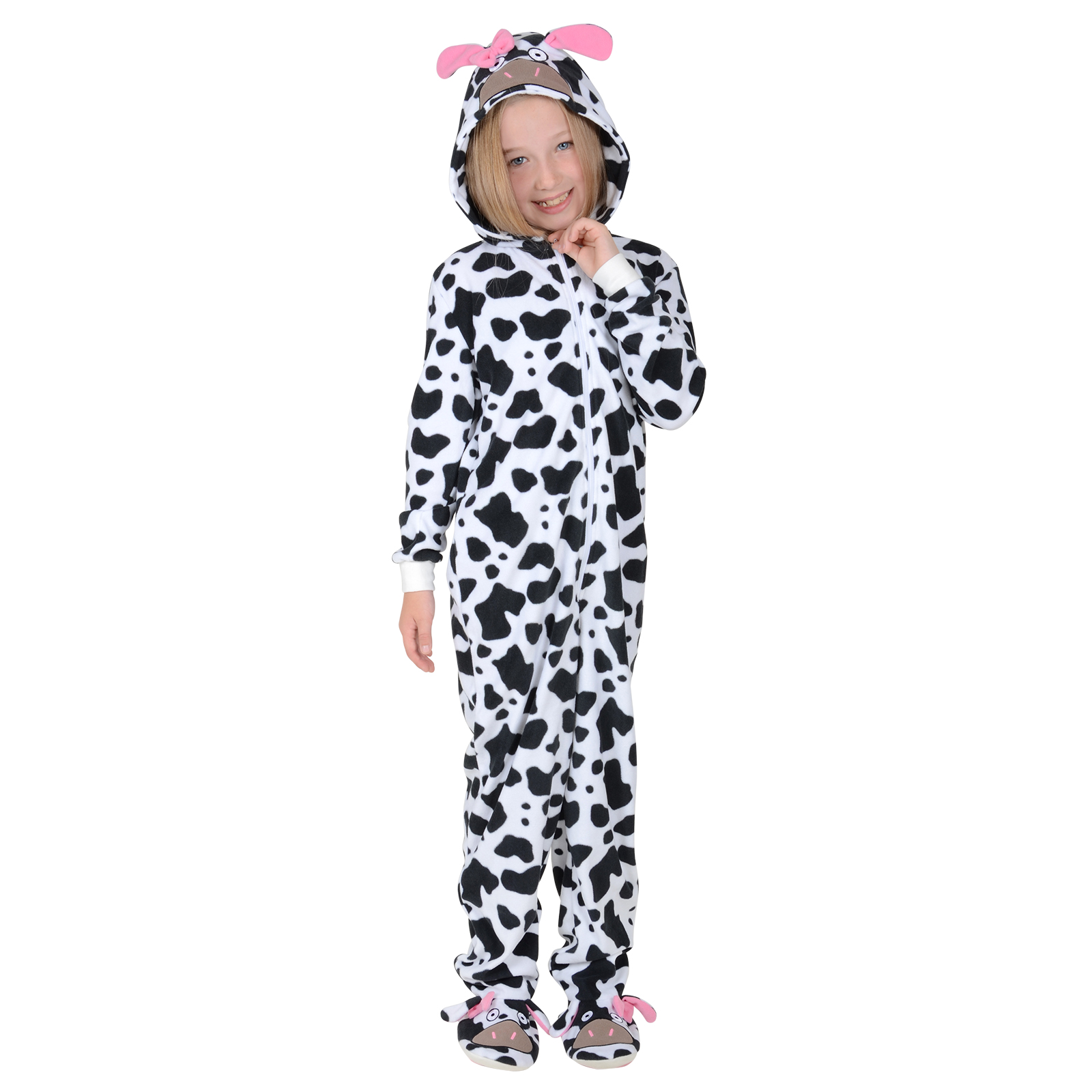 Whether you want to buy animal onesies for adults or for kids, there is no question about having or not having the hood. An animal onesie gets its appeal like an animal only if the hood is designed according to the head of a particular animal.