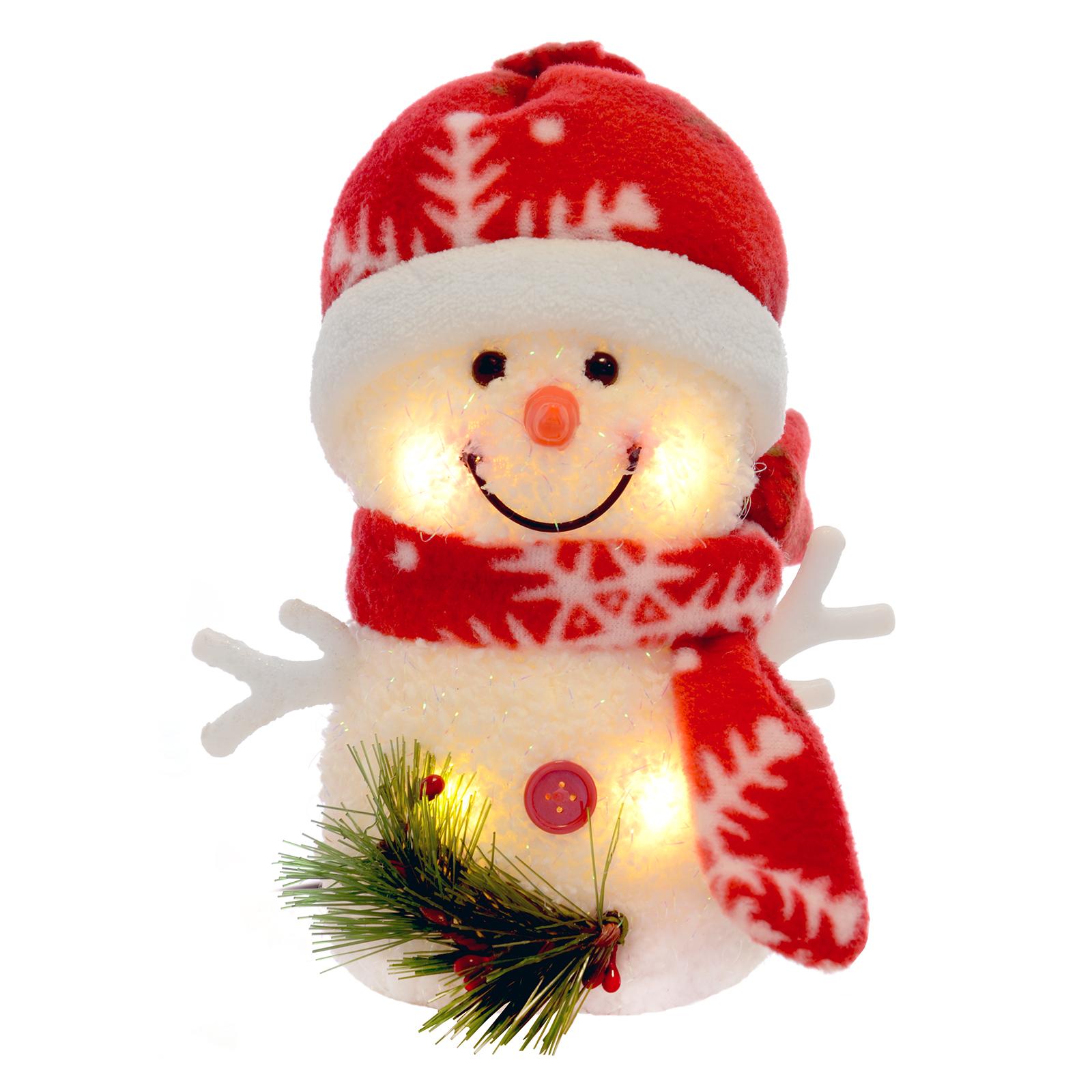 christmas light up scarf