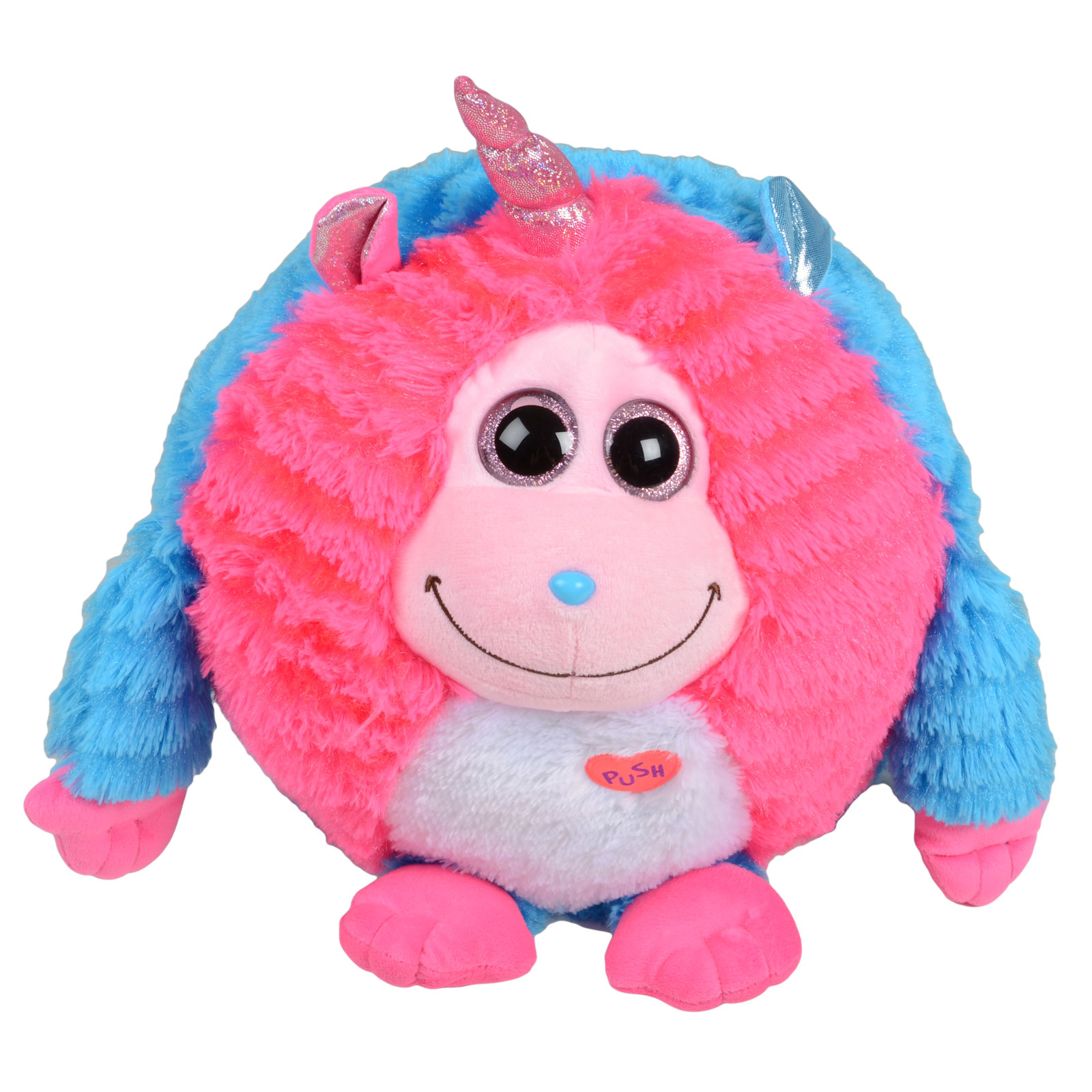 New Soft Toys : Childrens quot monstaz plush soft toy talking monsters