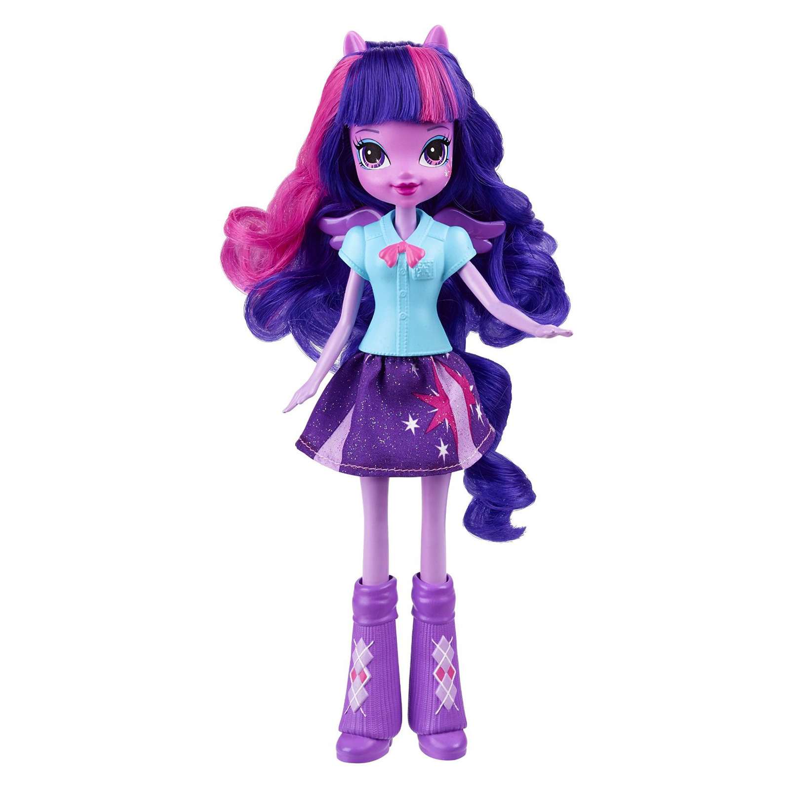 """Mane 6- My Little Pony Equestria Girls Collection Doll With Fashion Accessory 9"""""""