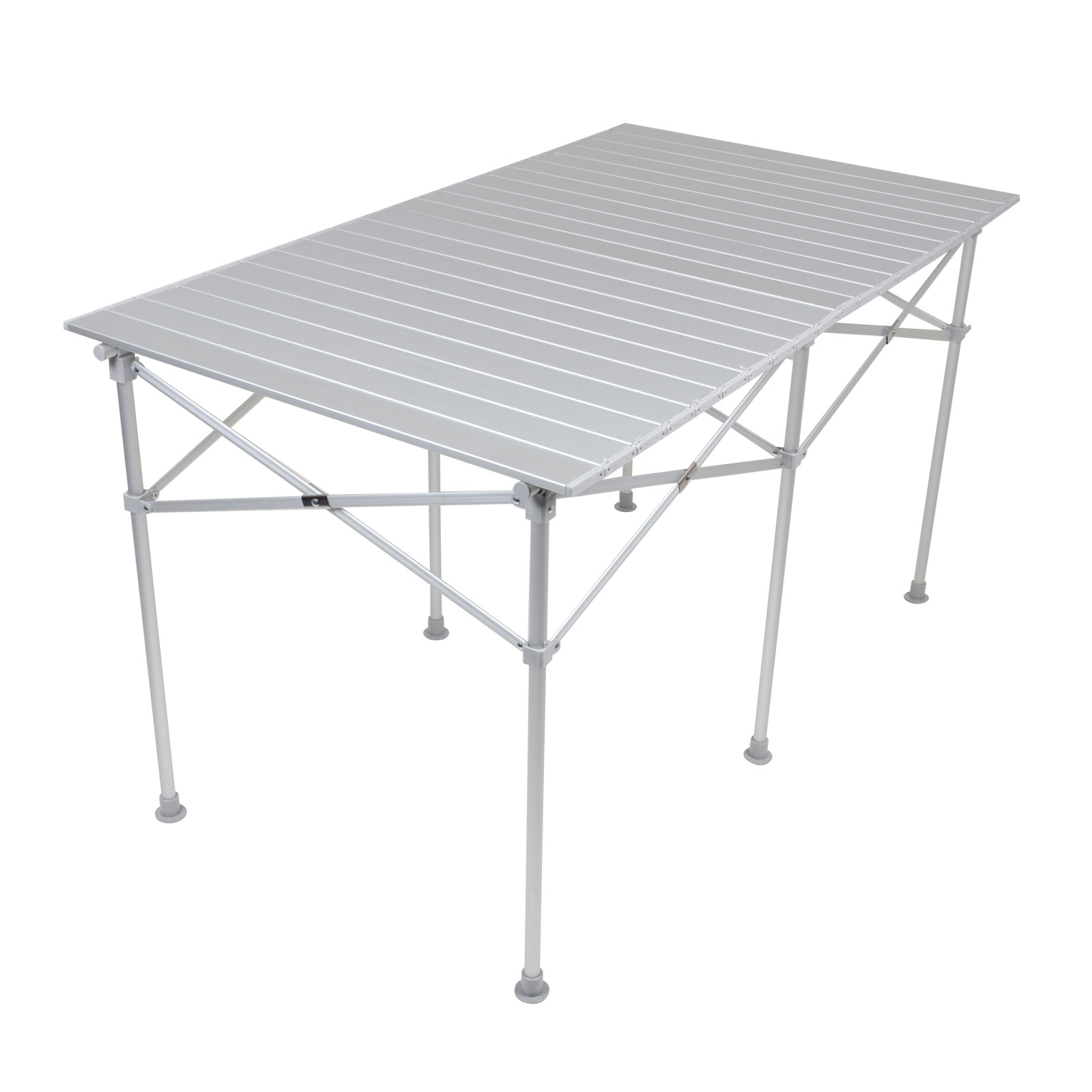 Azuma pliant roll top portable aluminium camping picnic - Table a picnic a vendre ...