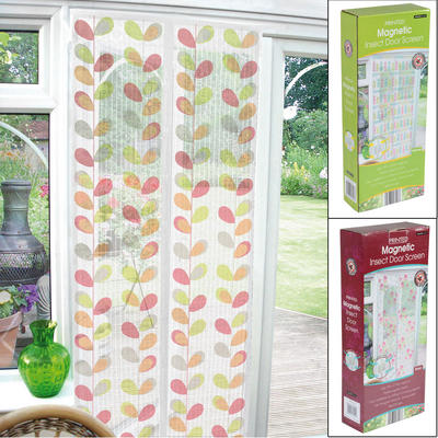 Printed Magnetic Insect Door Screen Guard