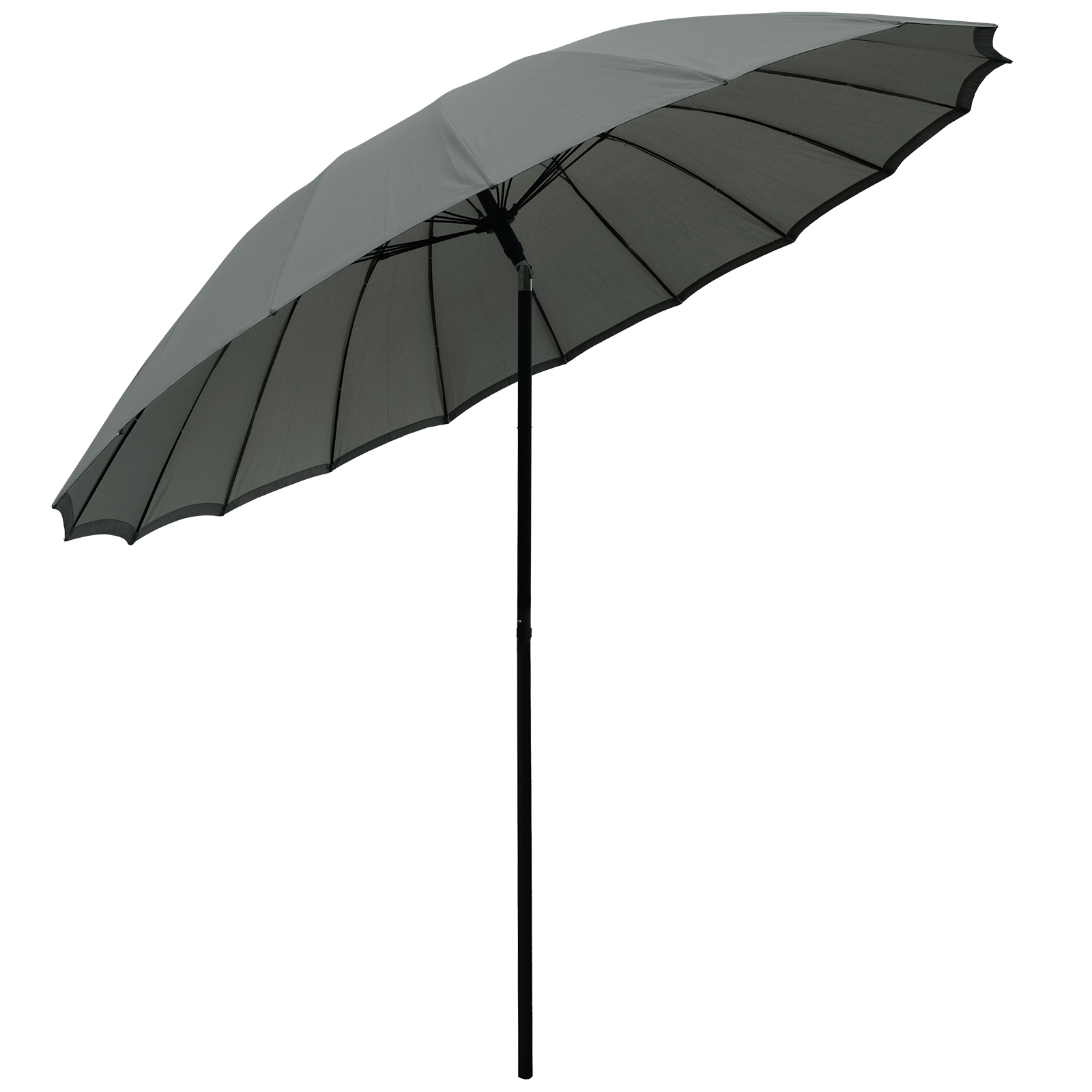 New tilting shanghai parasol umbrella sun shade for for Patio furniture with umbrella