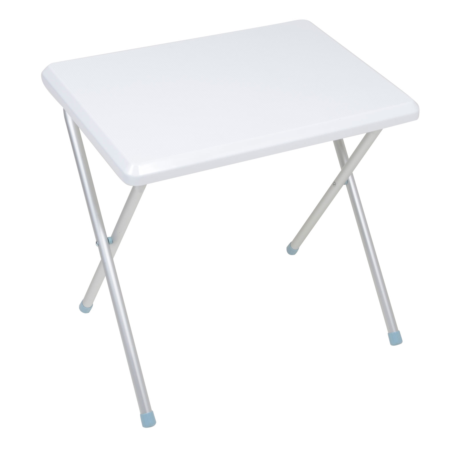 Small Folding Table : Azuma Small White Folding Portable Camping Picnic Outdoor Dinner ...