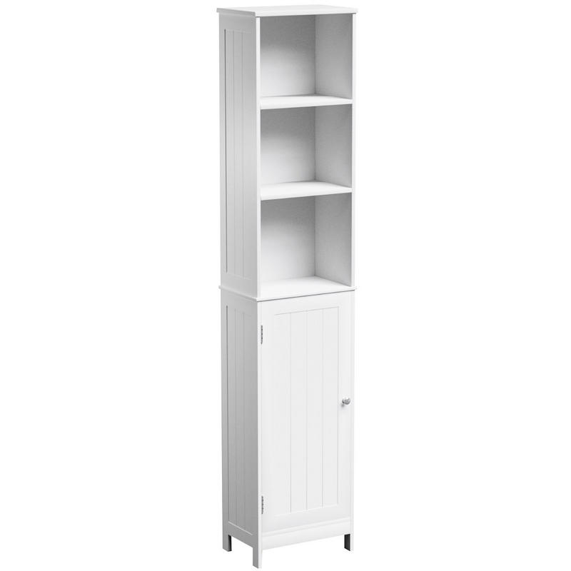 richmond tall bathroom cabinet sleek contemporary practical bathroom