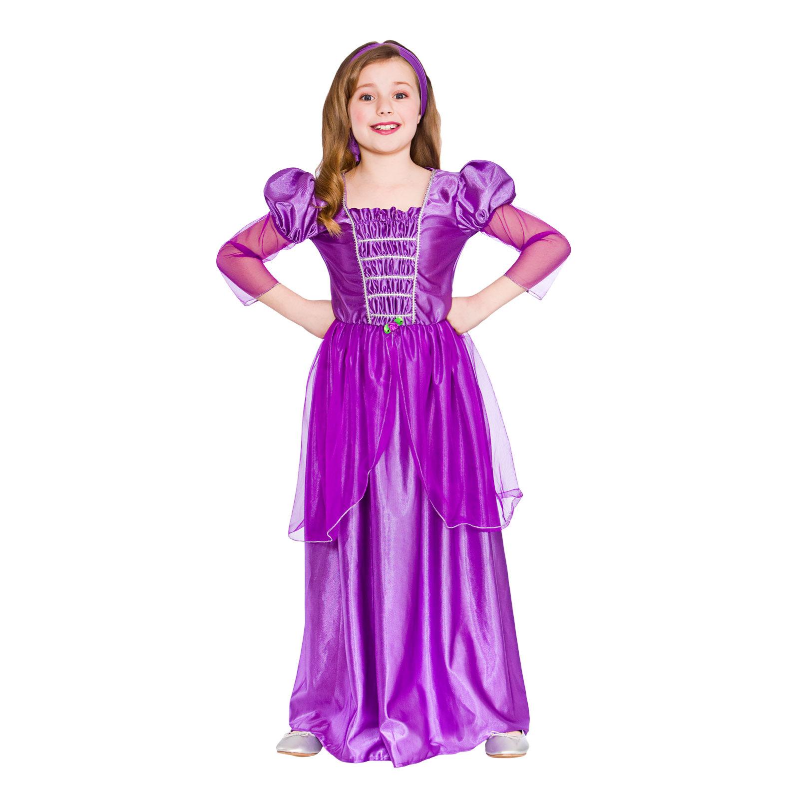 Halloween Girls Princess Fancy Dress Up Costume Outfits: Girls Sweet Princess Fancy Dress Up Party Costume