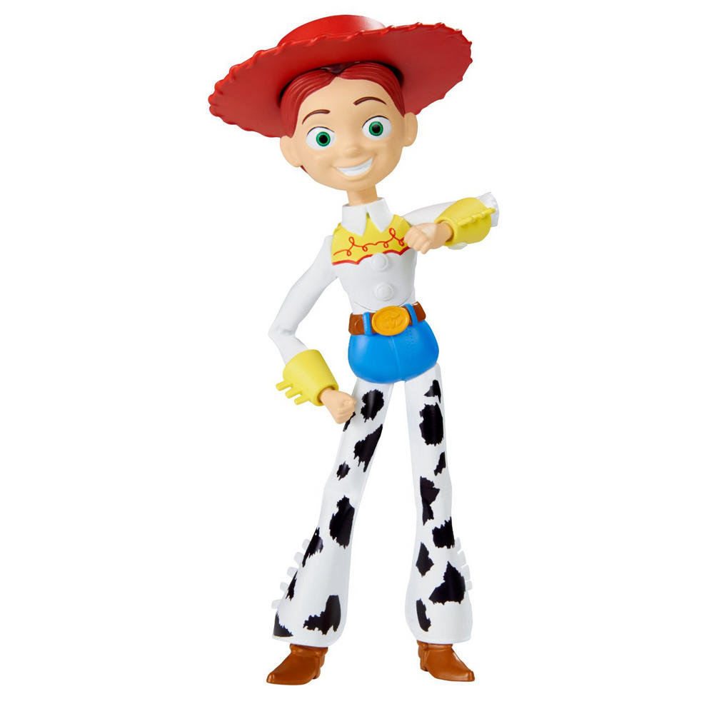 childrens toy story deluxe wild west jessie toy