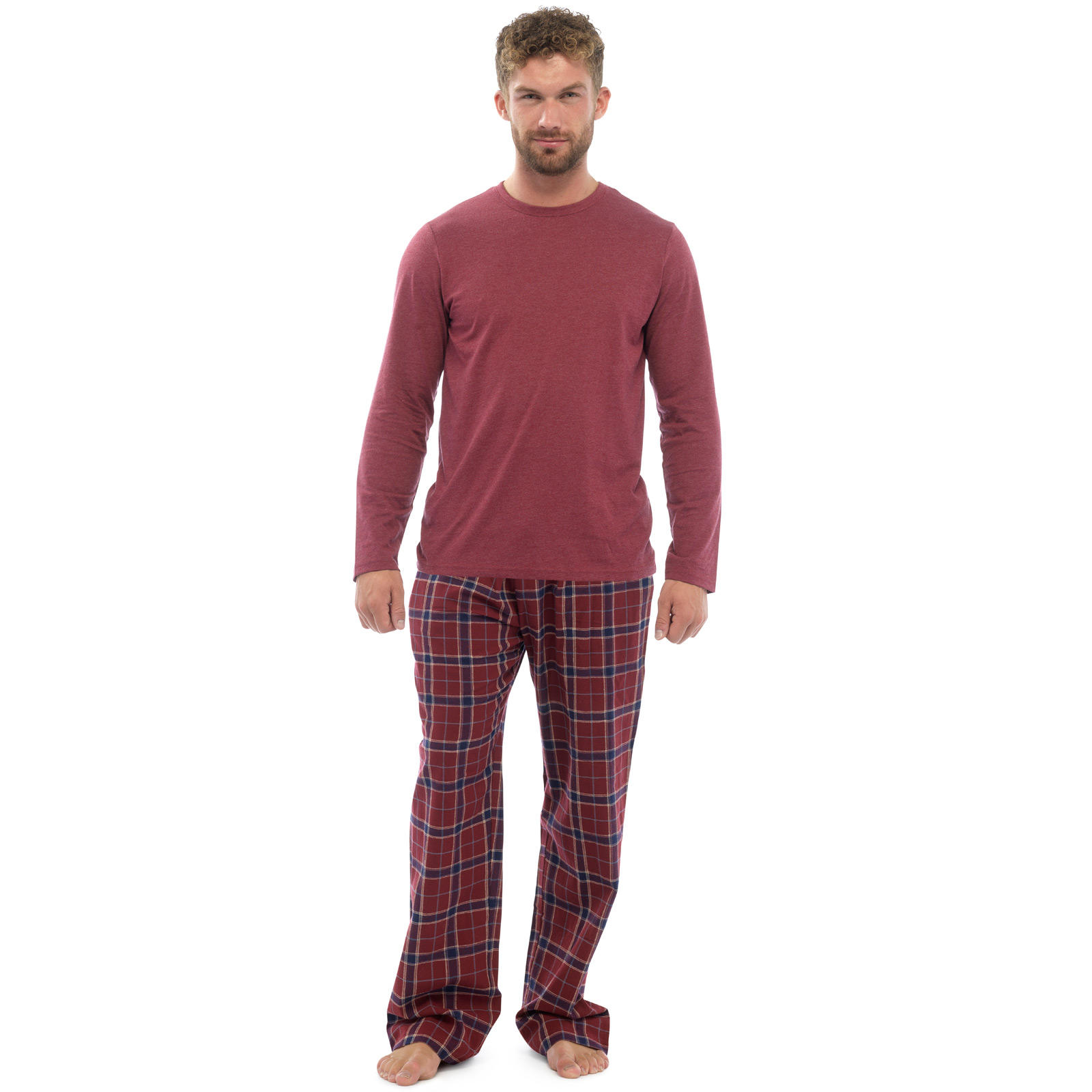 Sleep comfortably and look stylish with pyjama shirts, T-shirts and sweatshirts from the highest quality men's sleepwear designers at MR PORTER.