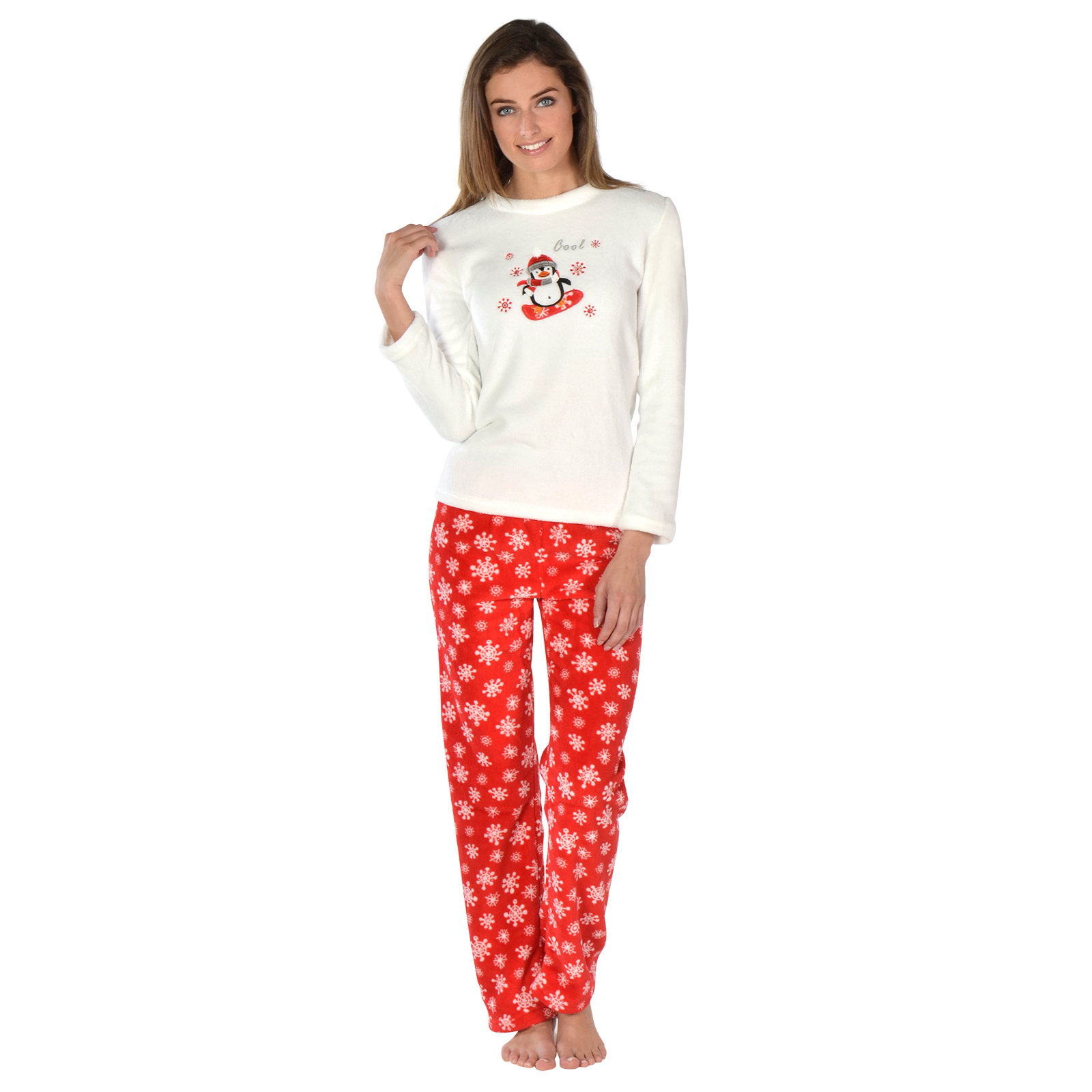 Ladies Pyjama Tops. Our gorgeous edit of women's pyjama tops in gotta-have-it novelty prints and classic styles make bedtime fashionable. Drift off to the land of nod feeling cosy and cool.
