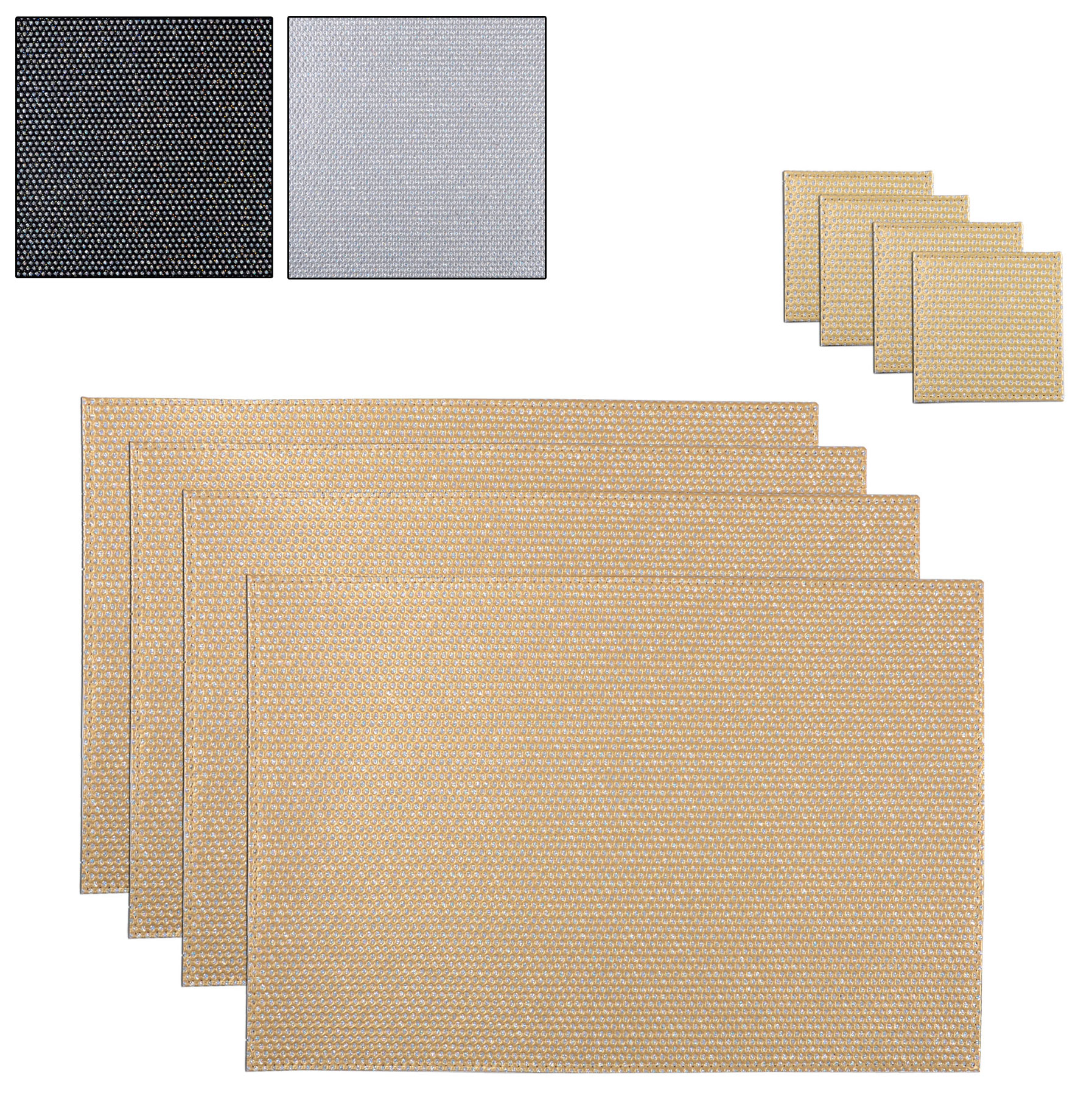 Dining table mats - Distinctive Types Of Table Mats For Dining Table