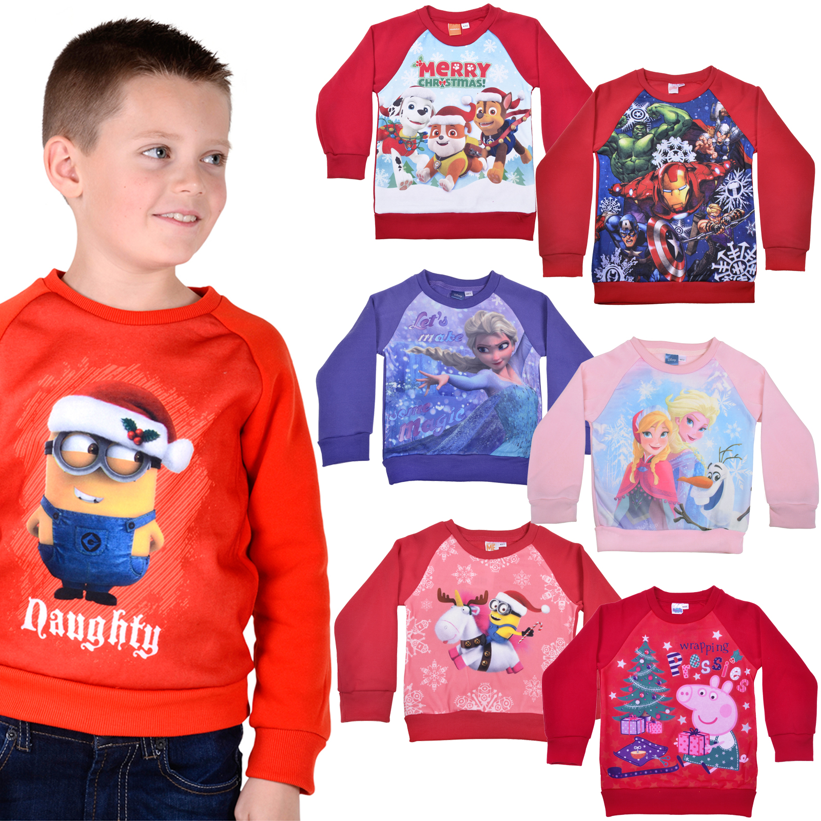 Find great deals on eBay for childrens christmas jumpers. Shop with confidence.