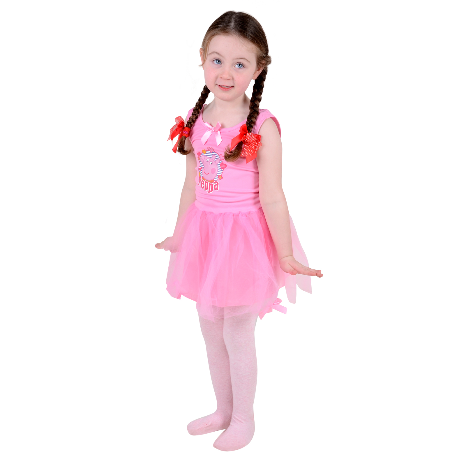 Girls Pretty Ballerina Dress Up Toy Licensed Fancy  Sc 1 St EBay