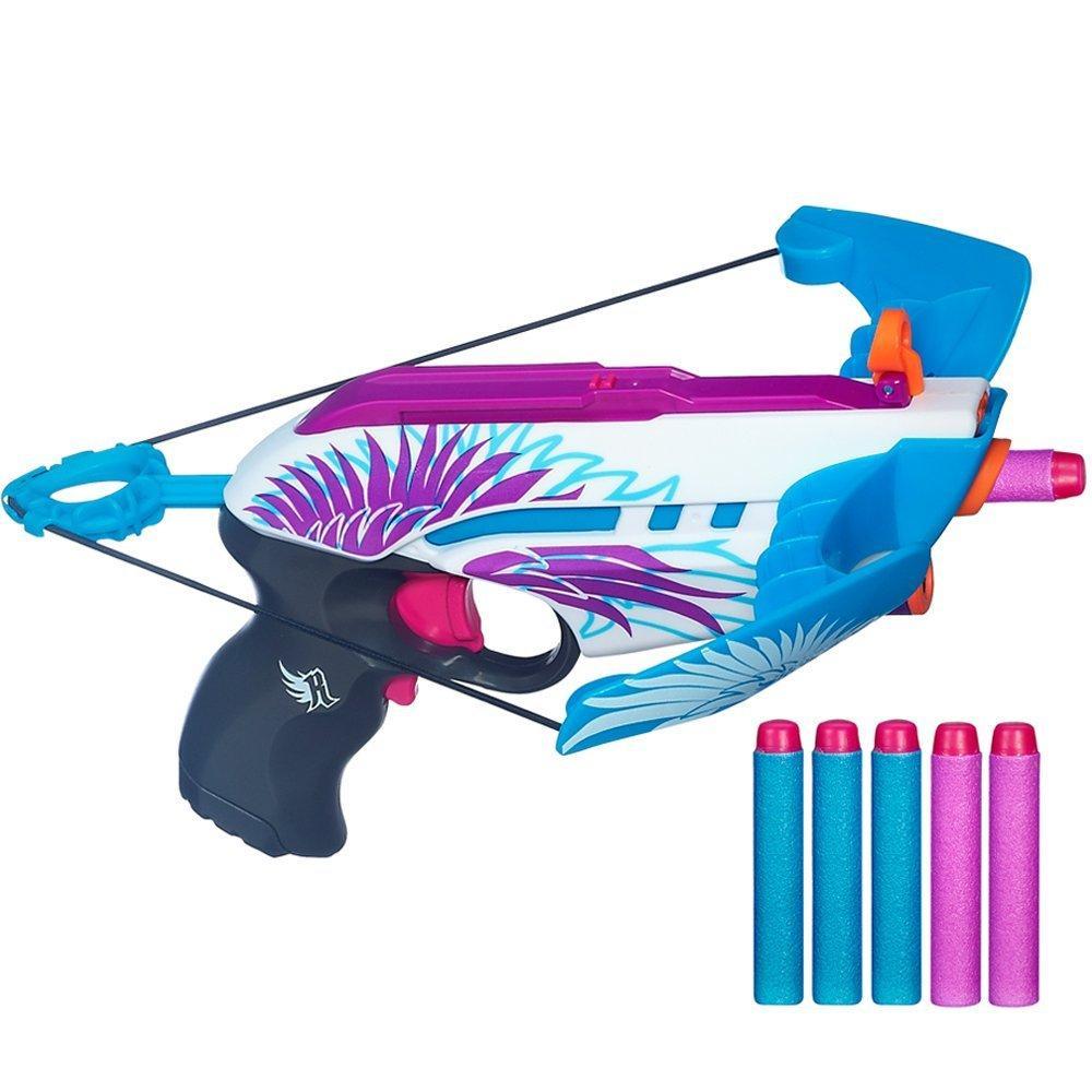 Girls Nerf Rebelle Star Shoot Blaster Set