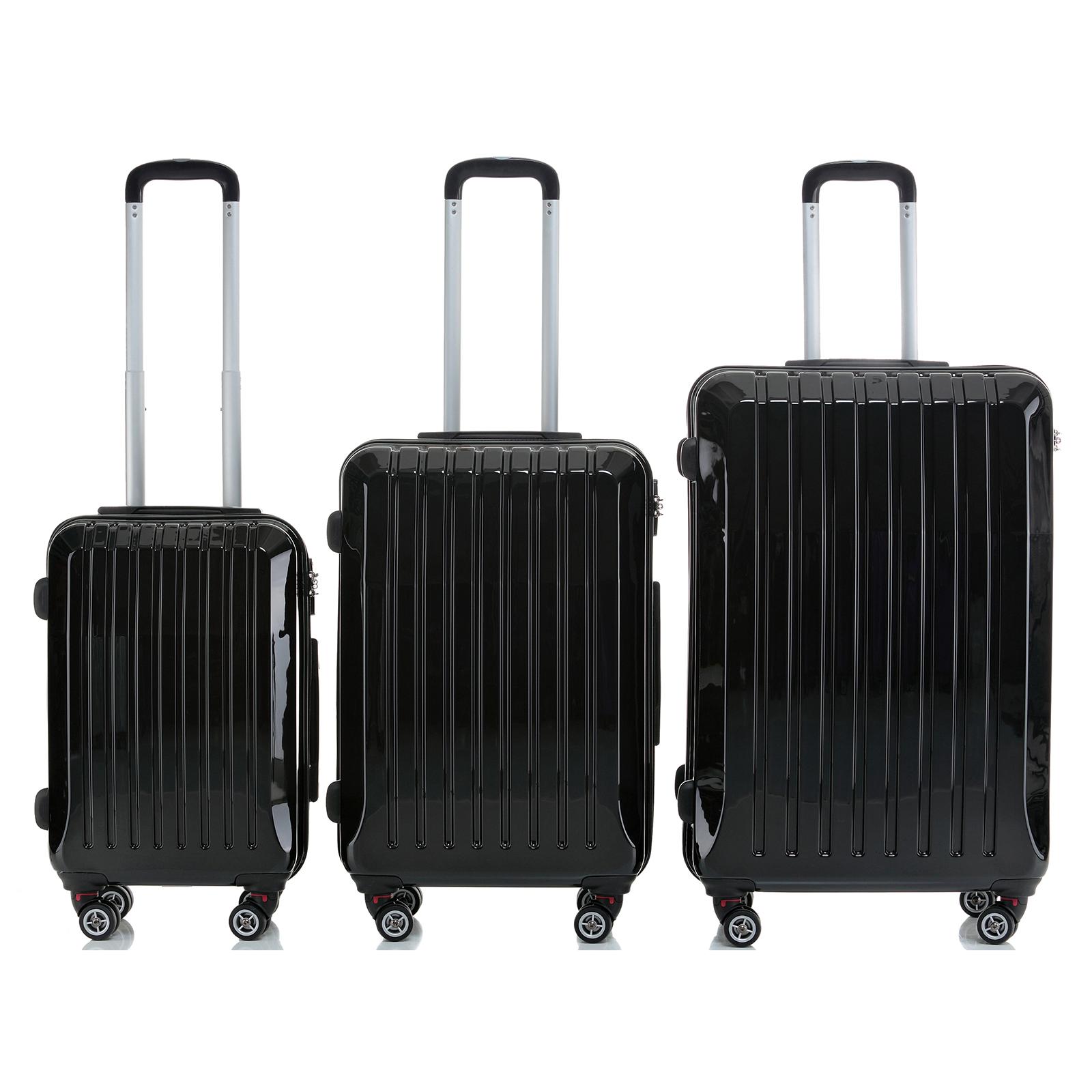 JAM Tourer Hard ABS Case Trolley Luggage Lightweight Baggage ...