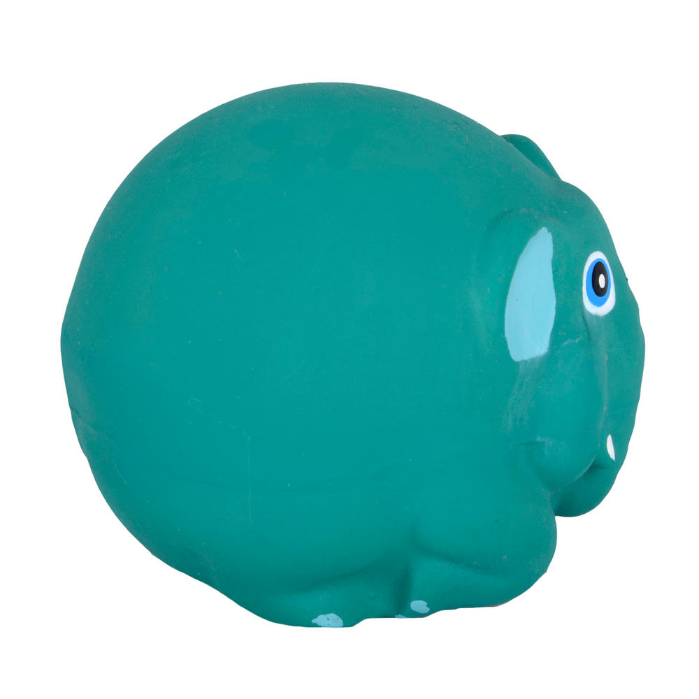 Squeaky Latex Animal Pet Toy Dog Puppy Fetch Chew Ball
