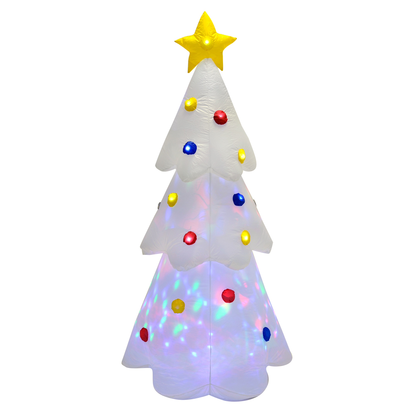 inflatable christmas tree costume