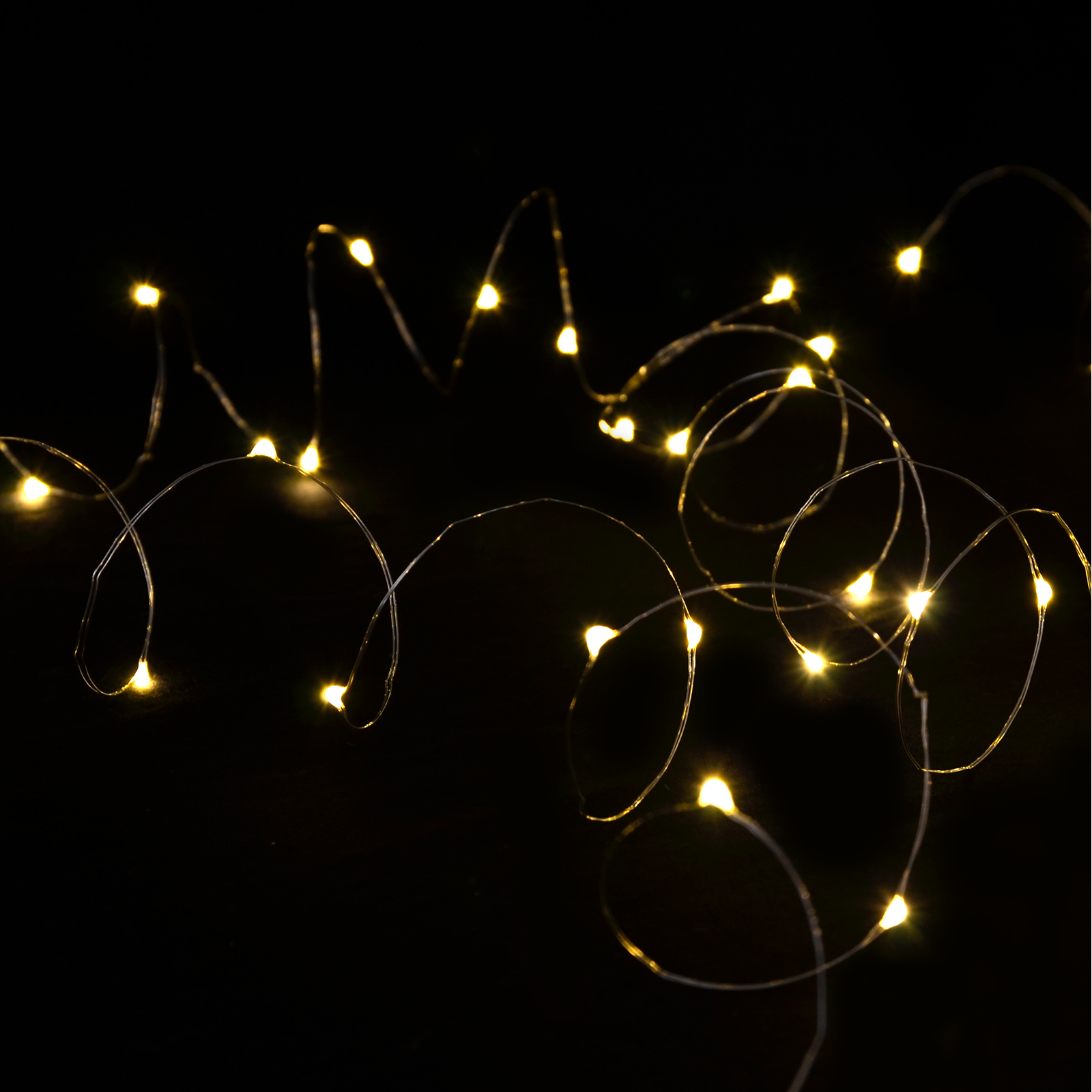 Christmas String Lights Indoor : USB LED Micro Fairy String Lights Christmas Static Copper Wire White Indoor Xmas eBay