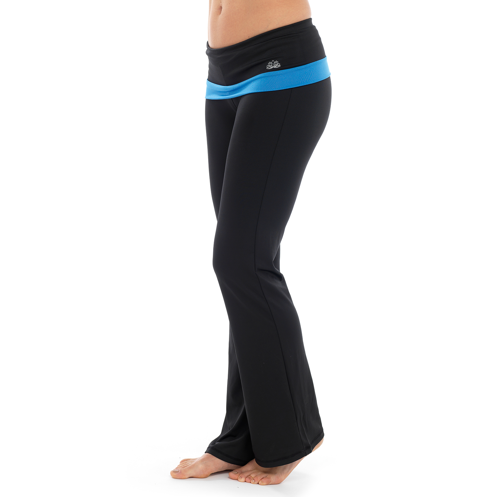 Ladies Long Yoga Pants Fitness Sports Running Pilates Gym