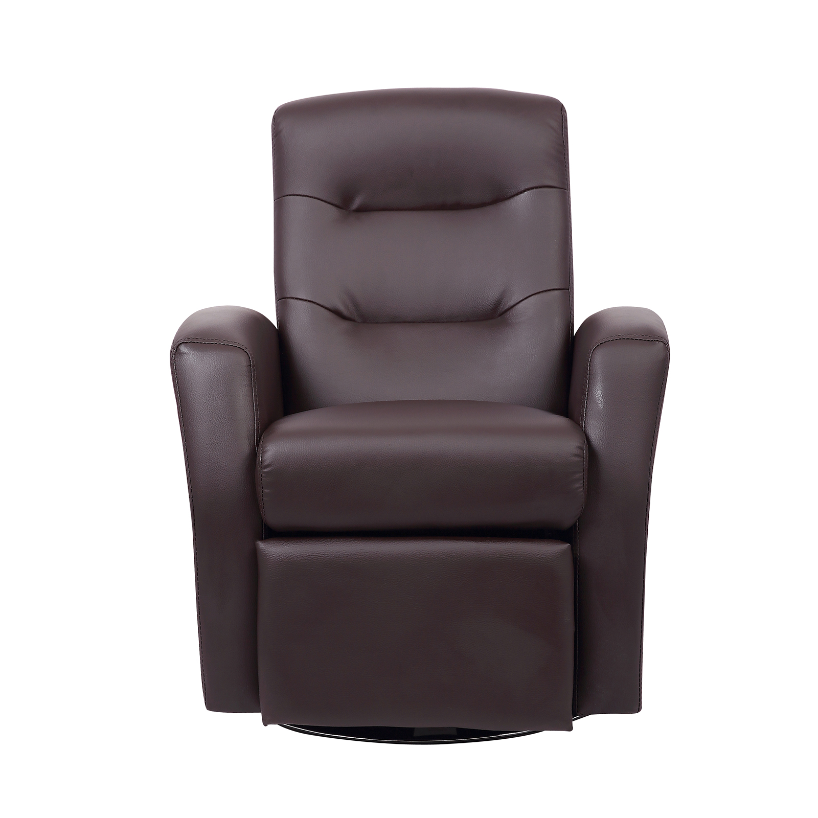 Kids Reclining Swivel Chair Living Room Furniture Padded