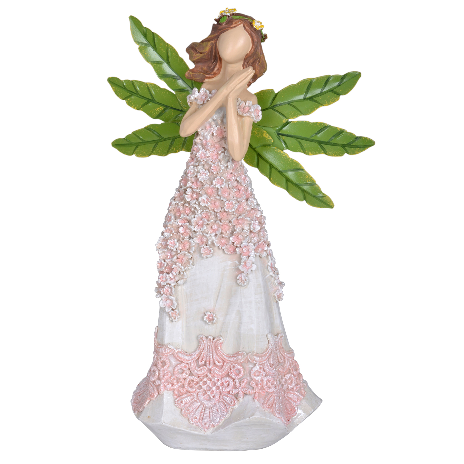 Angel figurine standing decoration home d cor ornament Eba home interior figurines