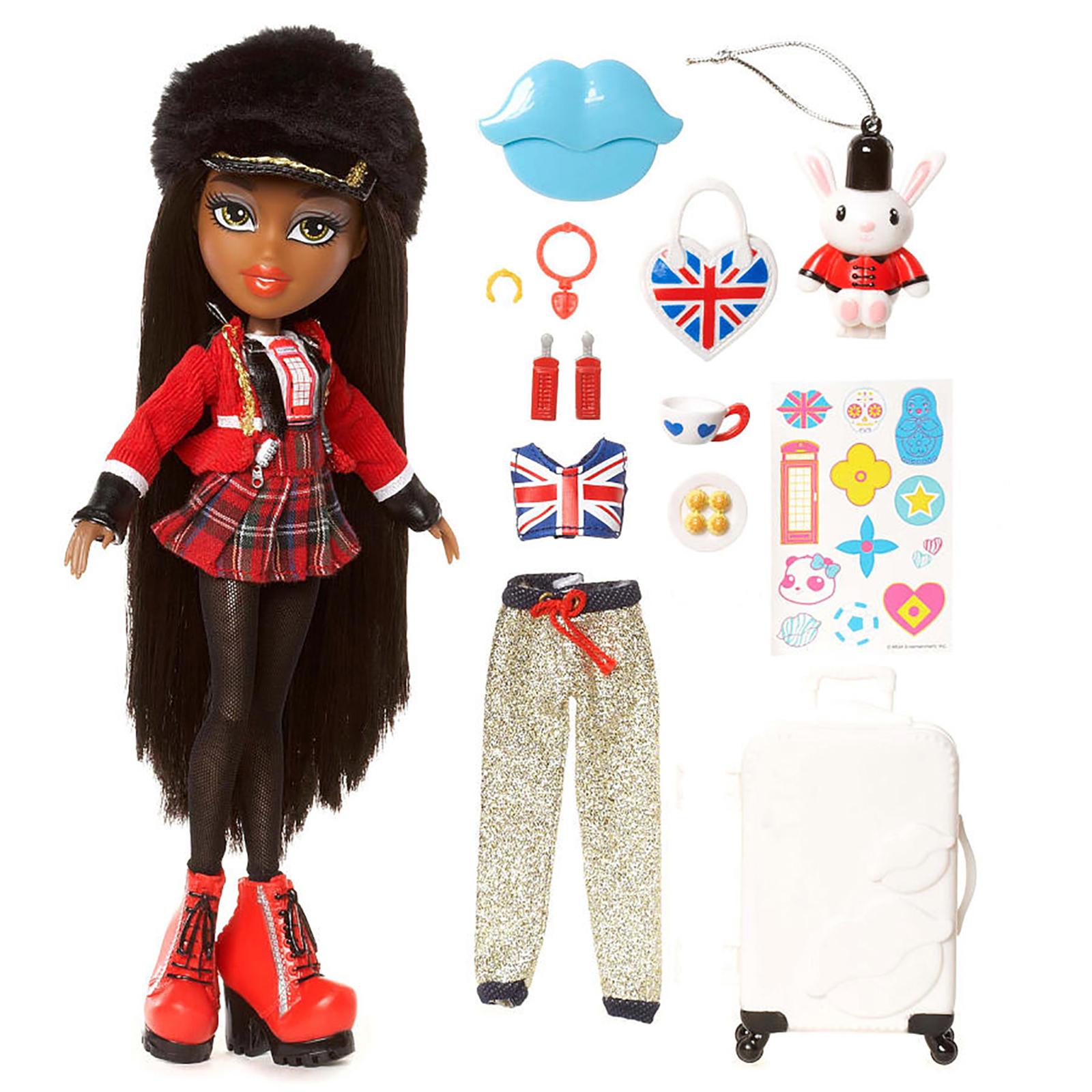 Bratz Study Abroad Doll Cloe Jade Raya Yasmin Sasha China ...