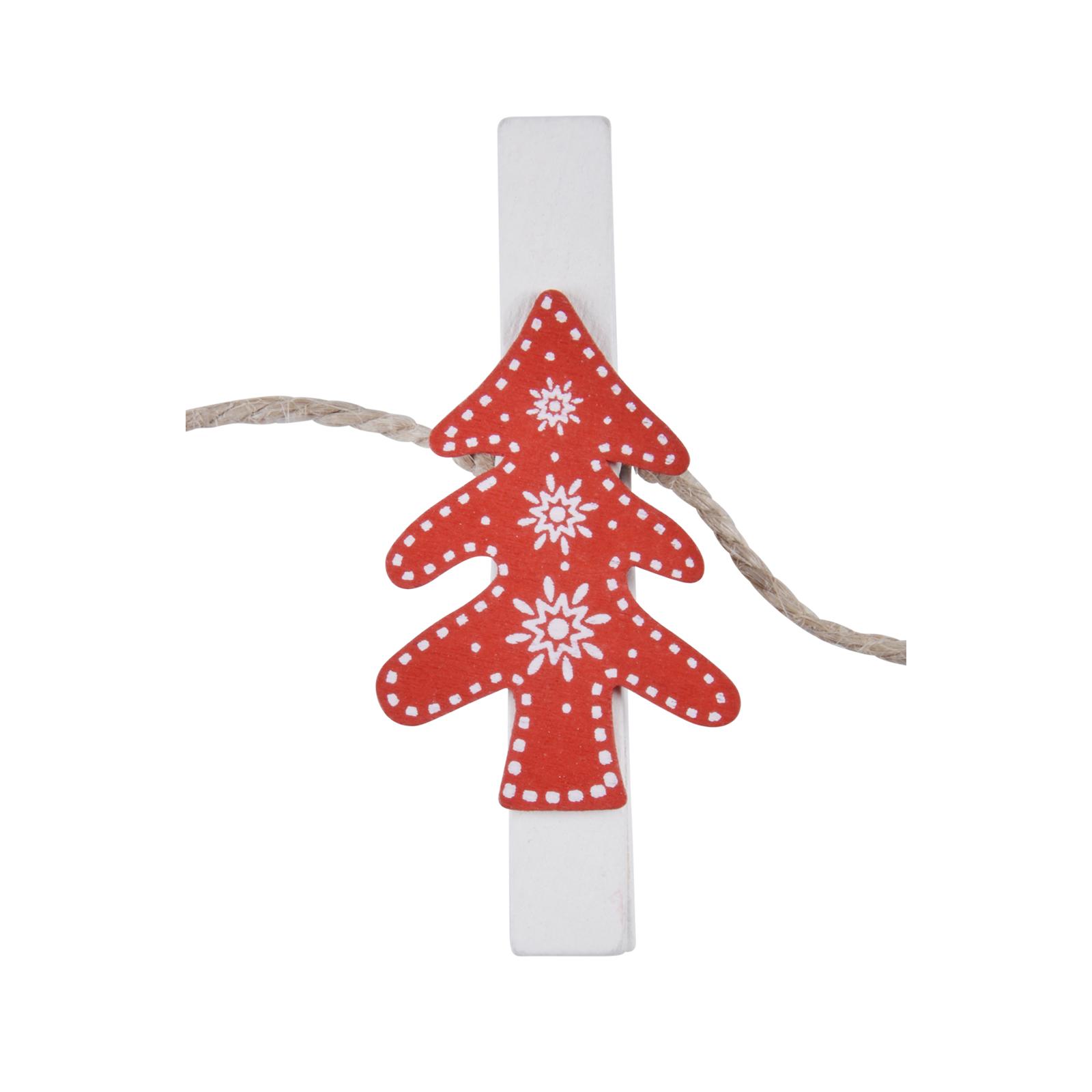 novelty christmas card holder garland christmas tree