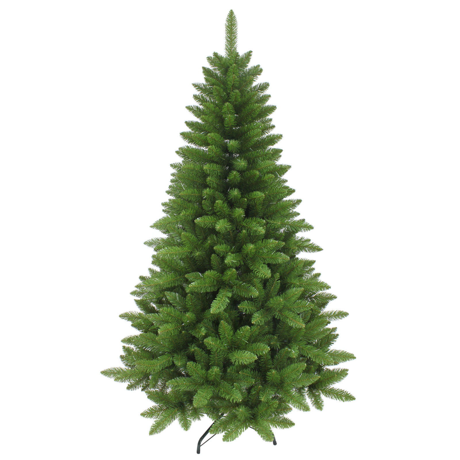 traditional artificial pine christmas tree indoor. Black Bedroom Furniture Sets. Home Design Ideas