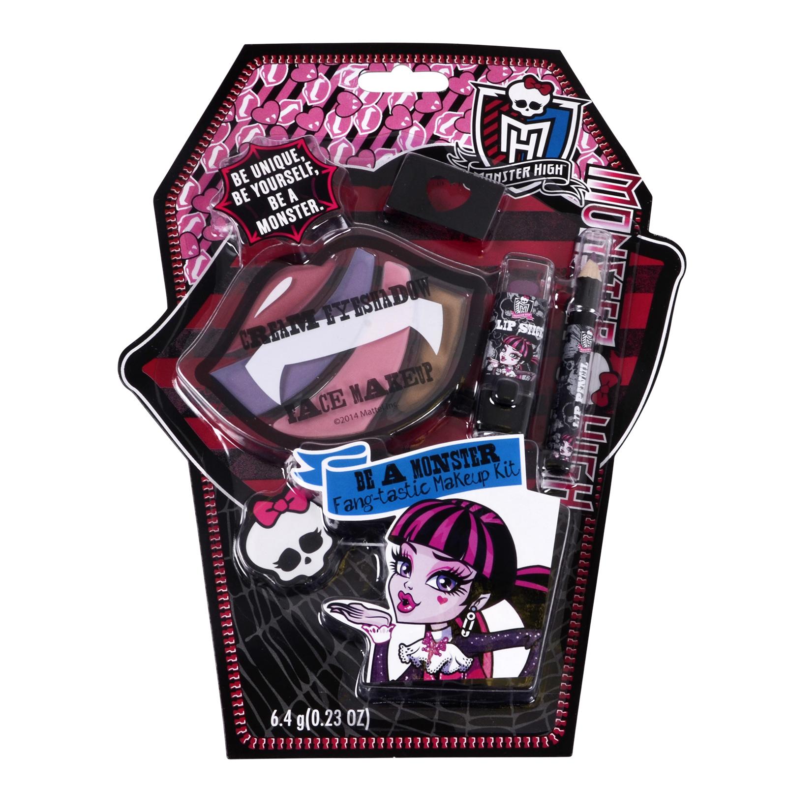Monster high makeup set