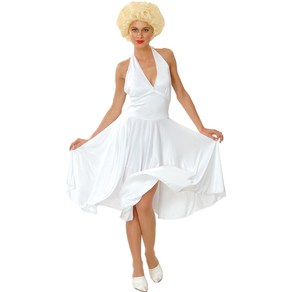 blonde hollywood star fancy dress costume ebay