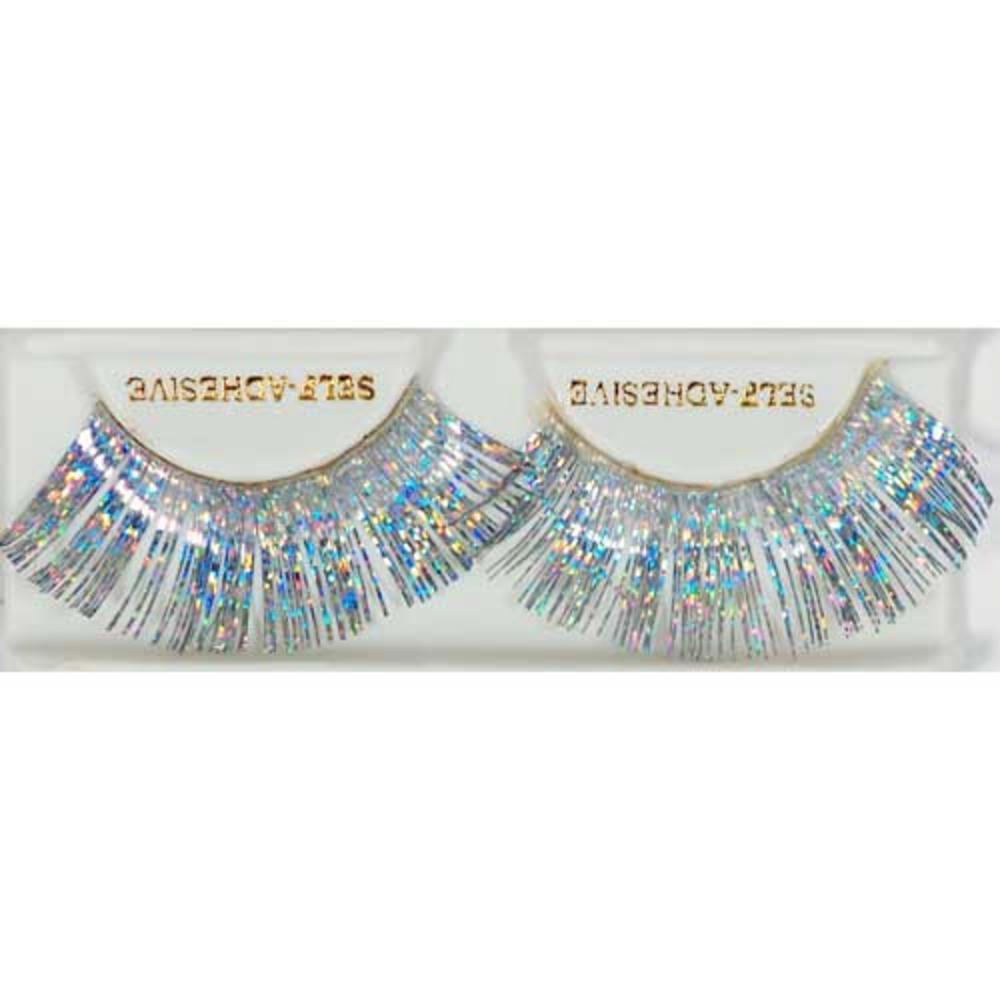 Brilliant Fancy Dress Holographic Fashion Eye Lashes Preview
