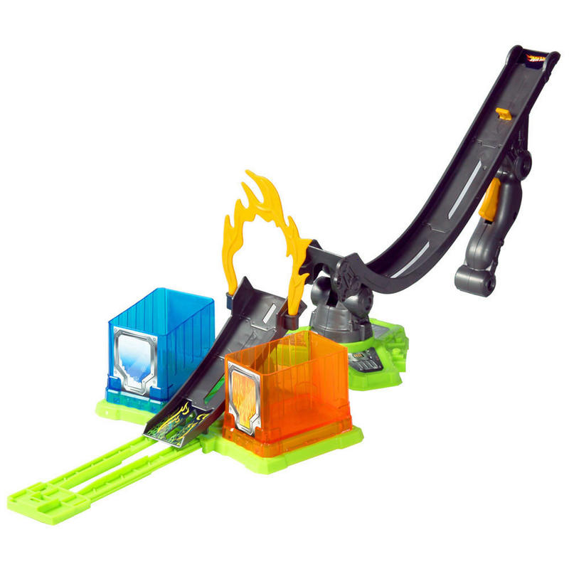 Hot Wheels Ring Of Fire Track