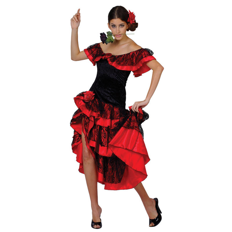 Испанский костюм своими руками