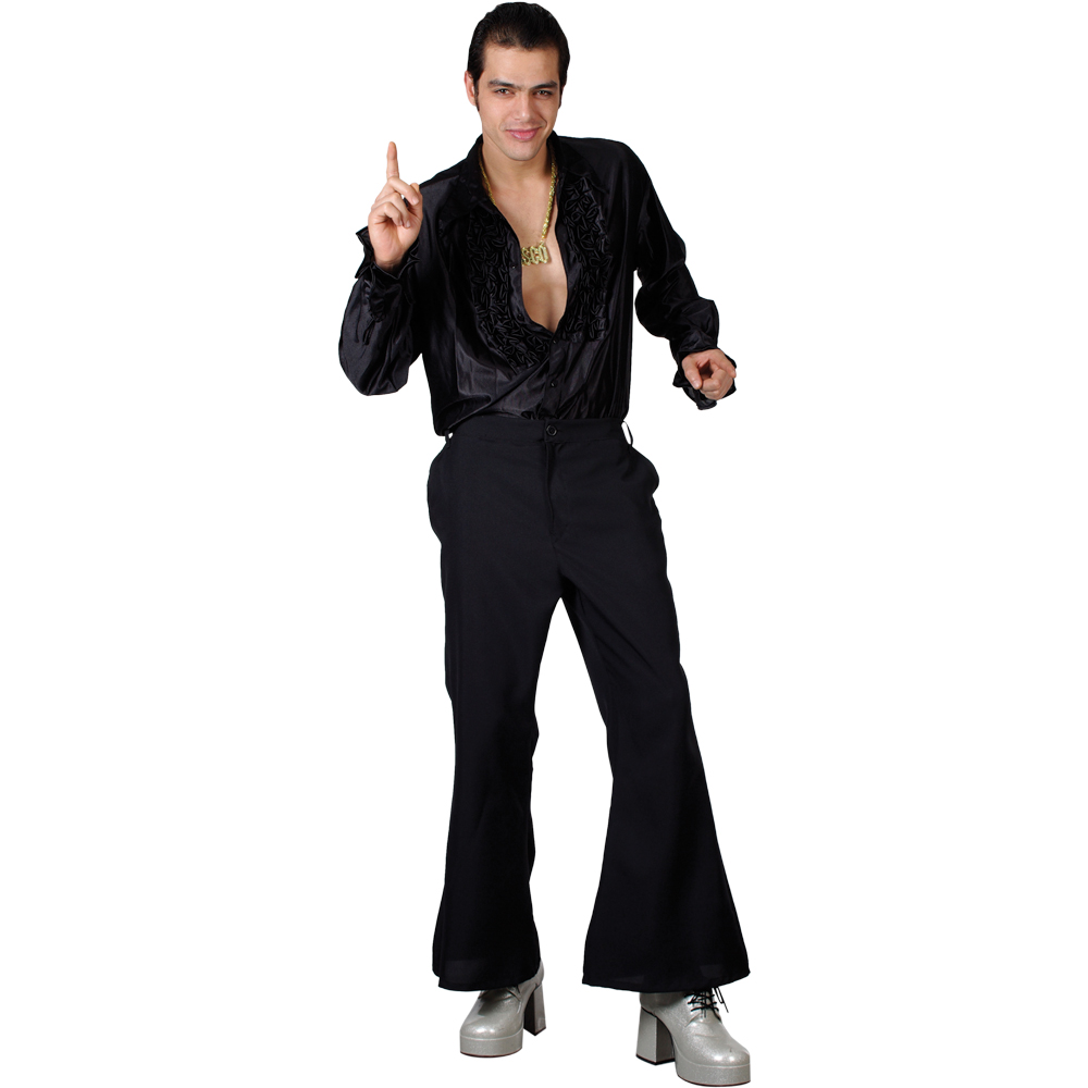 mens disco clothes model fukers
