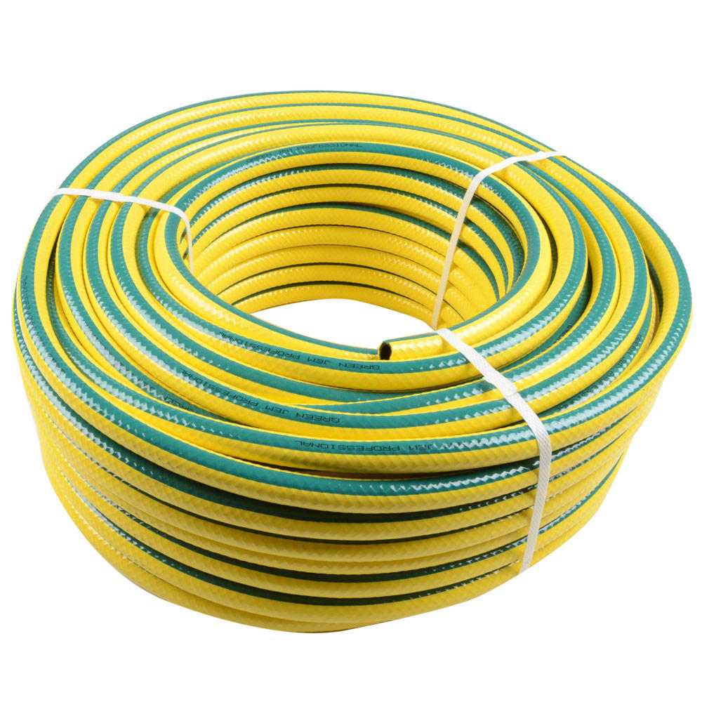 Green Jem 50m Length Heavy Duty Professional Garden Hose