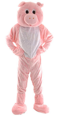 Wicked Giant Pig Full Body Mascot Charity and Sports Events Fancy Dress Costume