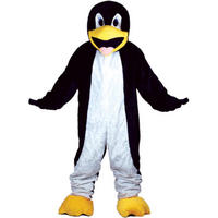Penguin Giant Full Body Mascot Charity and Sports Events Fancy Dress Costume
