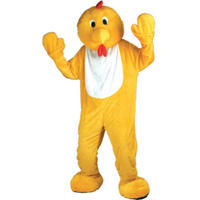 Chicken Giant Mascot Charity & Sports Events Easter Spring Fancy Dress Costume