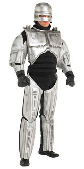 Robocop Robo Cop Original Mens Fancy Dress Costume