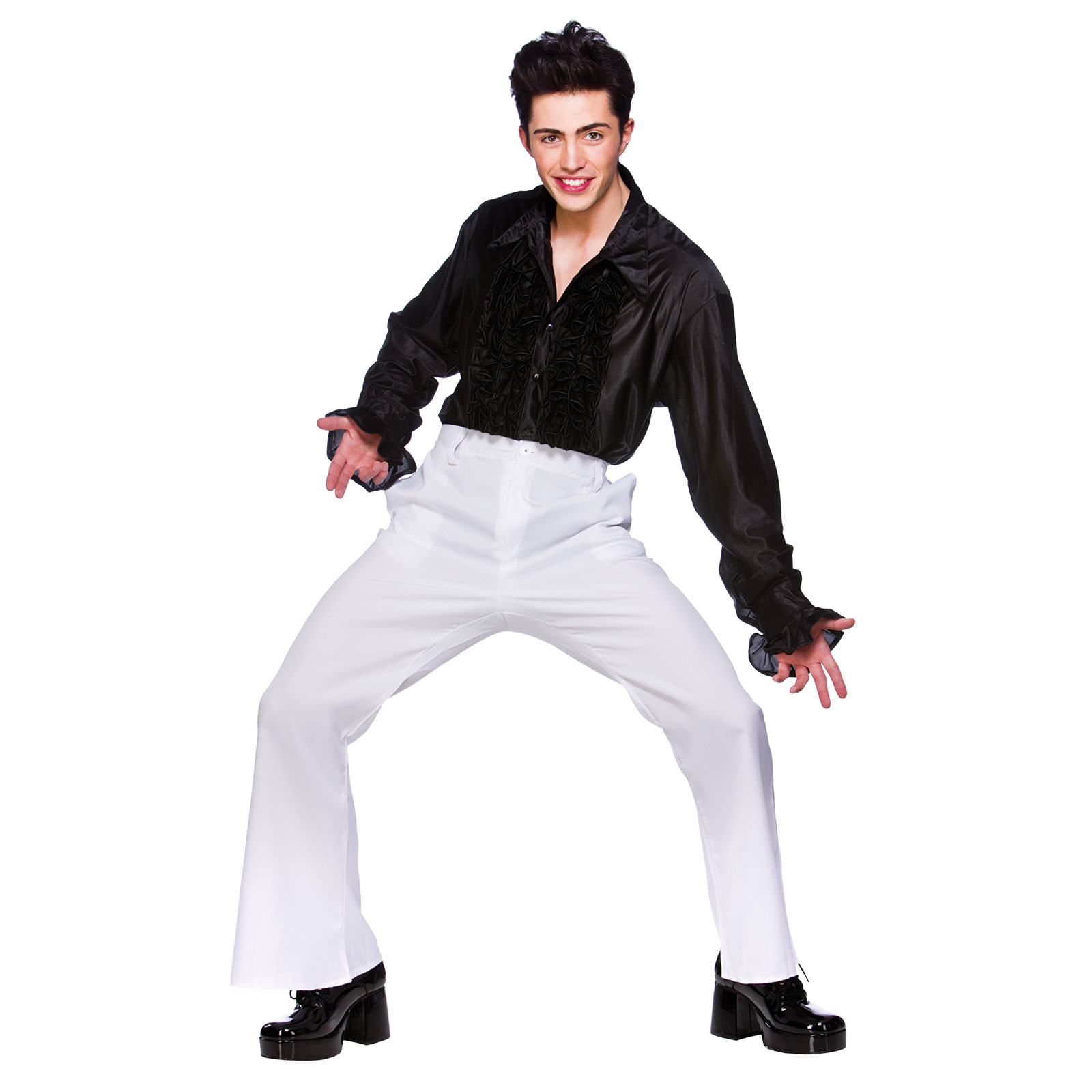 70s Cool Guy Disco Men Adult Costume