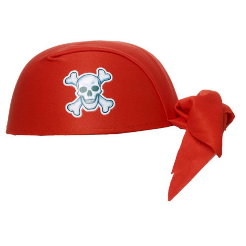 Бандана пирата своими руками 21