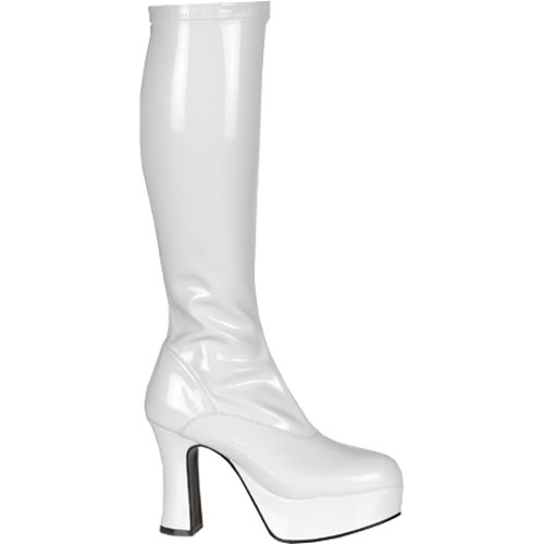 60s-70s-Groovy-White-Abba-Knee-High-Platform-Boots-Wide
