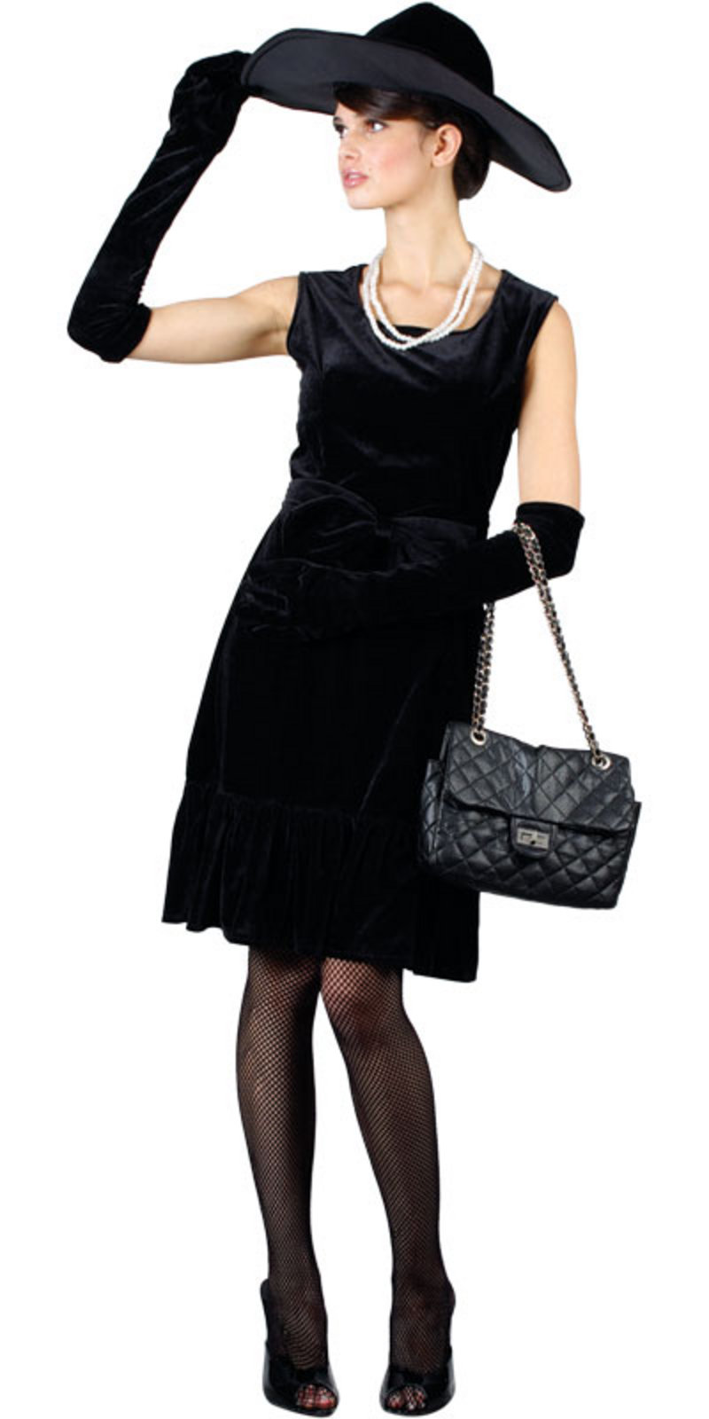 audrey hepburn style dress rachael edwards. Black Bedroom Furniture Sets. Home Design Ideas