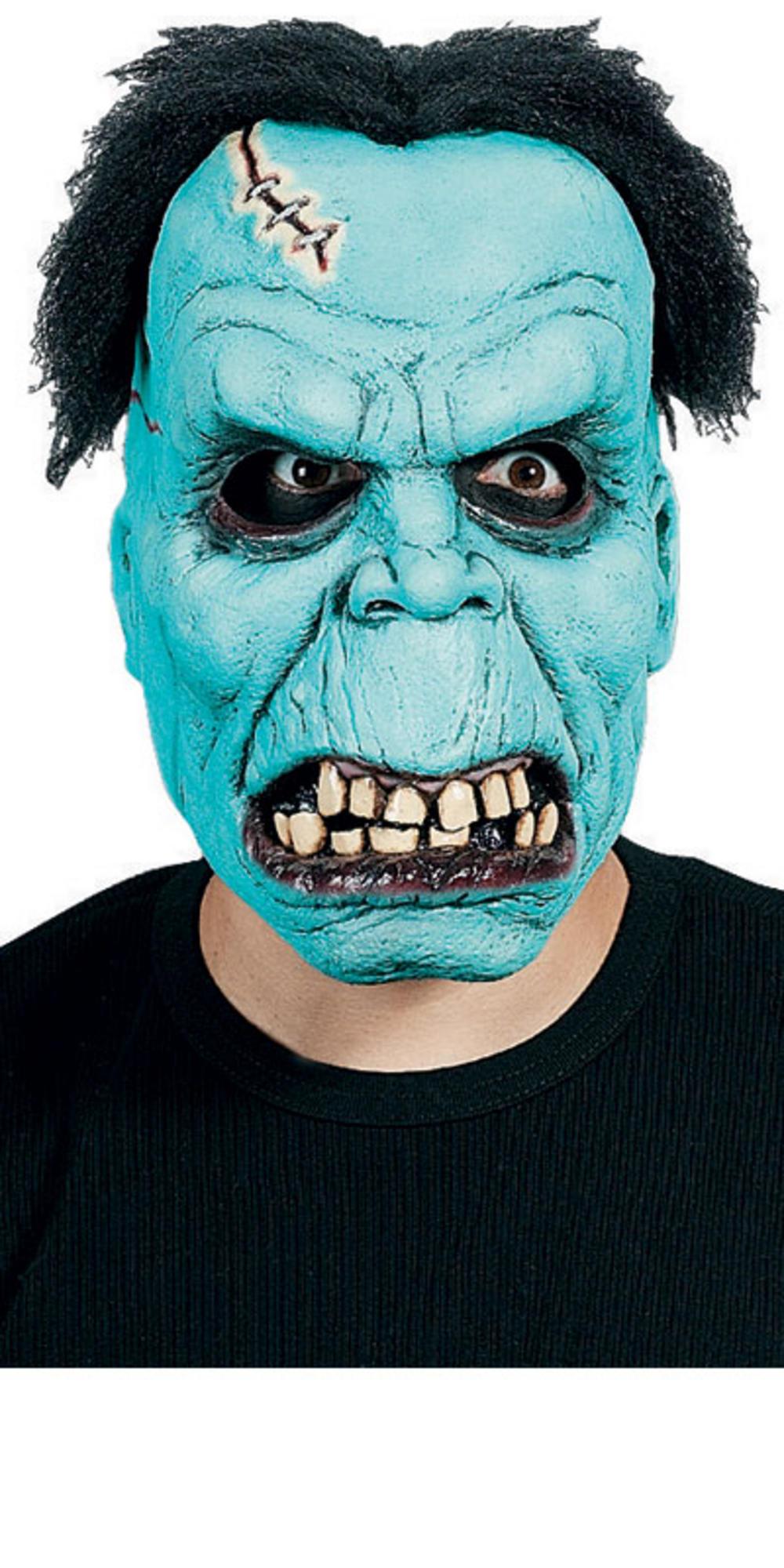 Fancy dress latex masks