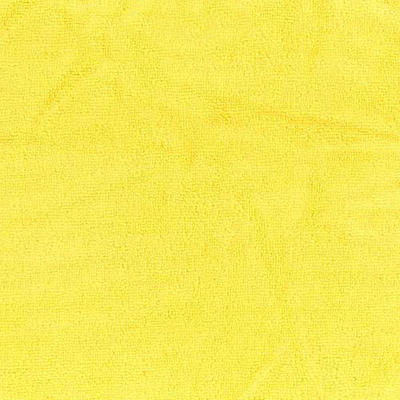100pk Micro-Pro Microfibre Magic Cloths / Dusters Yellow Colour - Bulk Pack