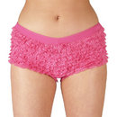 Very Sexy Hot Pink Deluxe Ruffle Shorts Ruffle Pants Frilly Knickers Hot Pants