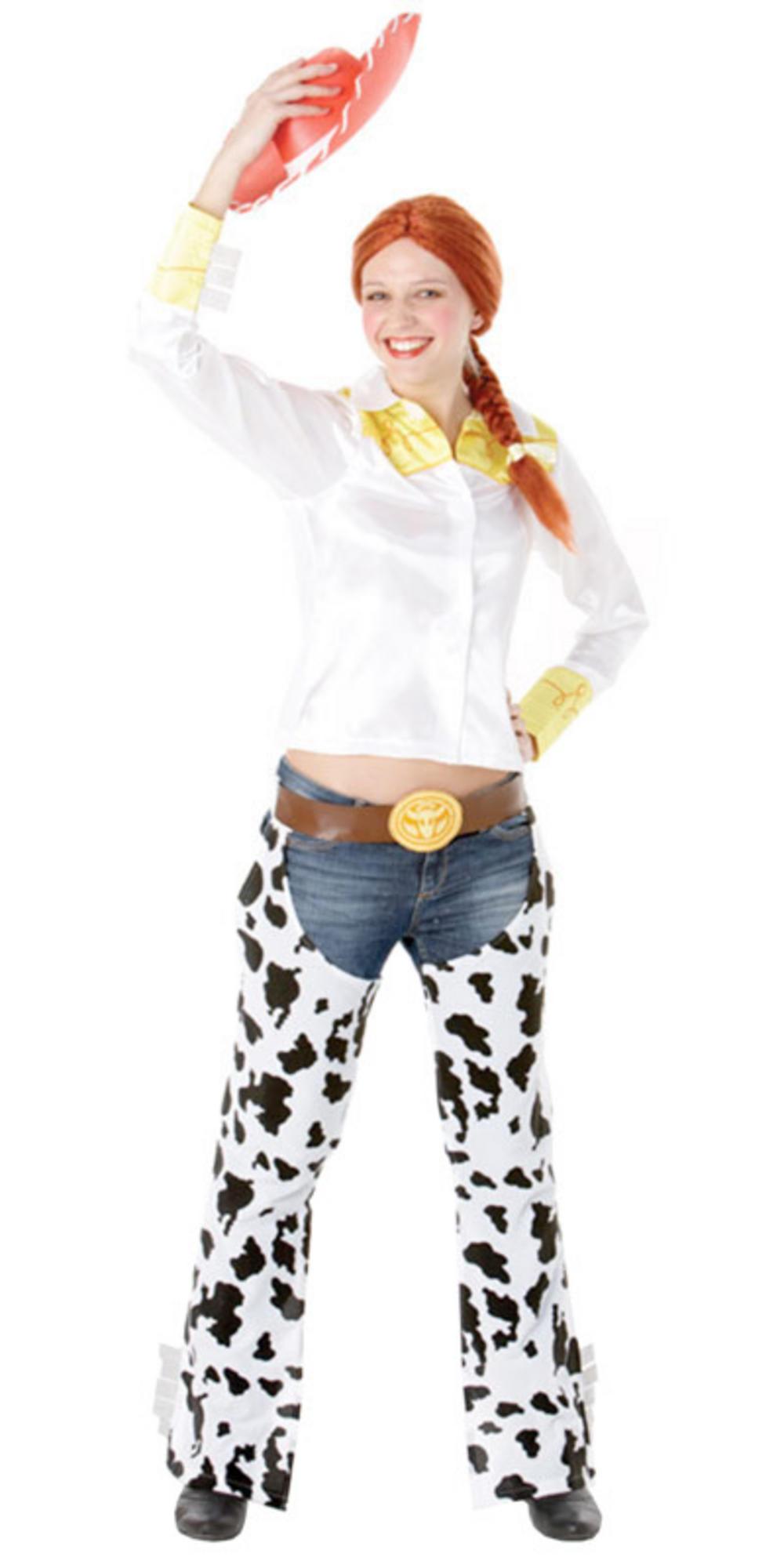 Disney pixar toy story jessie fancy dress halloween party costume - Deguisement halloween disney ...