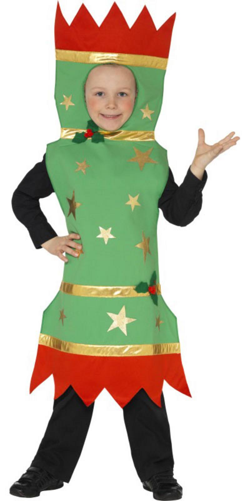 Новогодний костюм сделанный своими руками