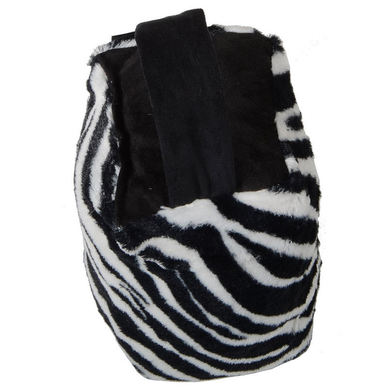 Zebra Print Door Stop Animal Weight Bookend Wedge Fur Thumbnail 2 Zebra Weight